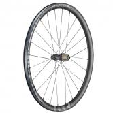 hjul-token-gravel-700c-g33-cl-ca-sort/grå-D1-alu-sort-disc-alm