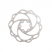 bremseskive-prg-mtb/road-pbr06/oem-140mm-6hul-rf/stål-sølv