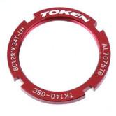låsering-token-bane-140-bc1,29x24lh-n/a-alu-rød