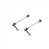 QR-token-mtb-222-rund-alu-sort-9mm-titan-r-100/135mm