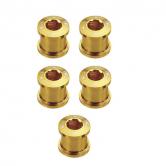 Kettenblattschrauben-gold-Alu